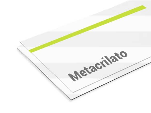 Impresion en Metacrilato