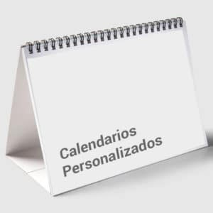 Calendarios Personalizados de sobremesa