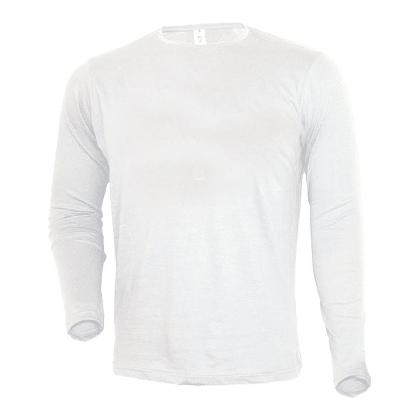 camiseta personalizada manga larga